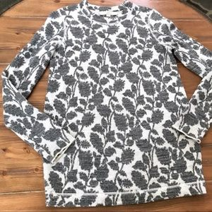 LOFT Ann Taylor Wool Blend Sweater Small/Medium